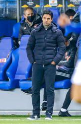 Arteta praises bad-boy Pepe after goal in Arsenal's win at Molde