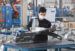 China's industrial profits up 28.2% in October