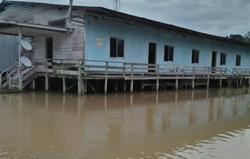 Northern S'wak hit by floods as landas season enters its peak