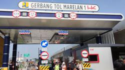 Bumpy road for trans-Sumatra toll road development