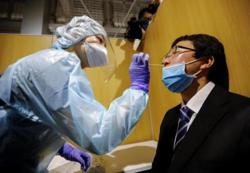 Covid-19: Japan to start new round of tests on 15,000 people