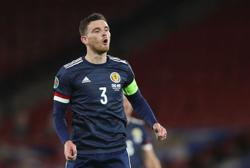 Liverpool's Robertson launches kids charity in Scotland