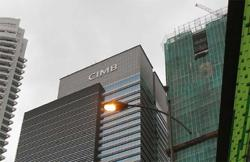CIMB's 3Q pre-tax profit improves sequentially on higher operating income