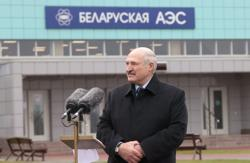 Belarus' Lukashenko says he will leave post when new constitution is adopted - Belta