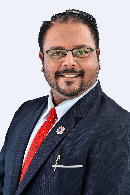 Malaysia Budget Hotel Associationnational deputy president Sri Ganesh Michiel.