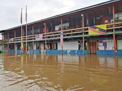 Flood-prone schools to be relocated