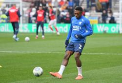 Preston's Fisher banned for three games for groin grab