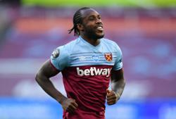 West Ham's Antonio back in training after a month out injured
