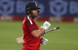 Brilliant Bairstow guides England to victory in first T20 v South Africa