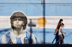 Maradona's