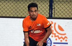 Faizal urges brother to regain spot in national team