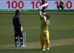 Australia's Smith channels Barry Bonds in quickfire ton