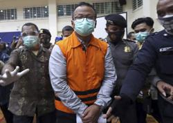 Fight against corruption: Indonesia minister busted in baby lobster graft case