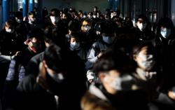 S. Korea: Virus tally exceeds 500 for third day, authorities under pressure to toughen social distancing