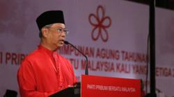Time for a Perikatan presidential council as not all party heads are in Cabinet, says PM at Bersatu AGM