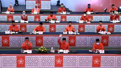 No more chairman post for Bersatu, say party leaders after AGM