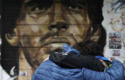 Argentine league restarts with tributes to Diego Maradona