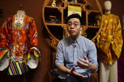 The designer making Vietnamese 19th-century outfits fashionable again