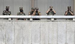 North Korea ramping up virus control on border, state media reports