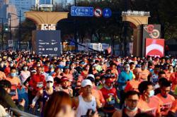 Shanghai marathon defies coronavirus with 9,000 runners