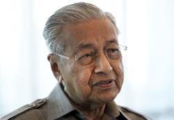 Pejuang info chief comes to Dr M's defence, says had no part in wanting to set up Perikatan Nasional