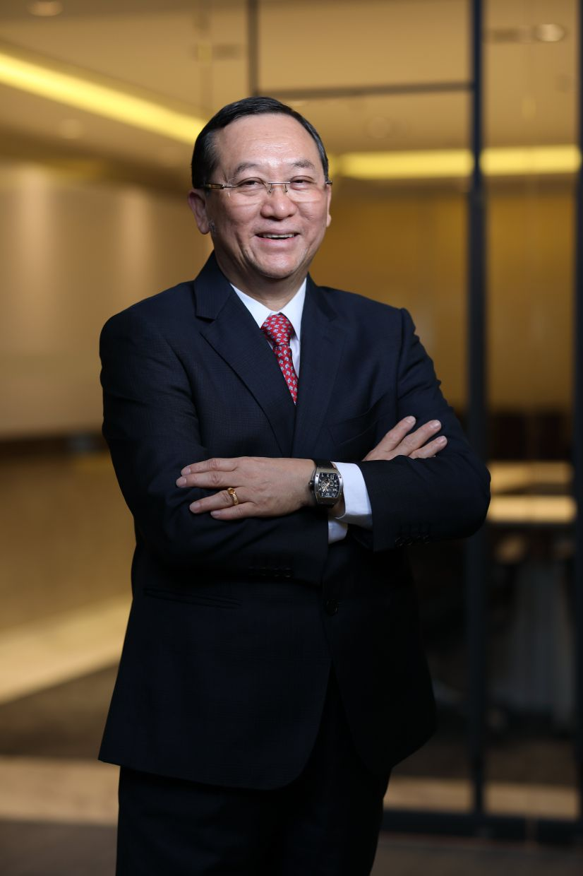 Mah Sing's founder and group managing director, Tan Sri Leong Hoy Kum said his confidence in achieving the RM1.1bil target by year-end was due to the reintroduction of the Home Ownership Campaign.