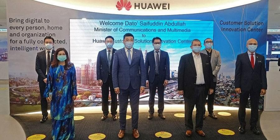 Huawei collaborated with the Sarawak government to introduce the Sarawak Digital Youth Talent Development Programme and in transforming CENTEXS into a digital academy in Sarawak, to boost ICT talent in that state.