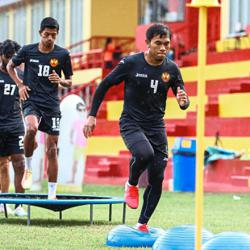 Ashmawi ready to be a Giant in Selangor's backline