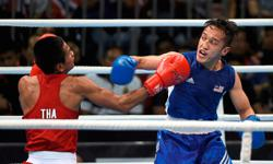 Boxer Fuad will be pleased as punch to train under new coach Saidov