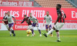 Kessie converts penalty, misses another as Milan win without Ibra
