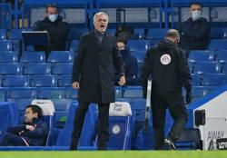 Mourinho praises Spurs' changed mentality after Chelsea stalemate