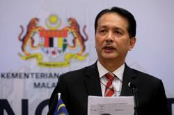 Most number of new cases in KL