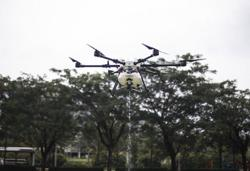 Malaysian drone tech takes to the skies