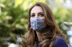Low-income parents lonelier in pandemic, says Kate Middleton