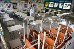 Jokowi calls for patience as Indonesian schools remain shut
