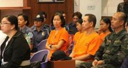 Philippines on track of couple who kidnapped military officers