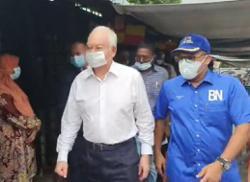 Najib says will support hawkers along Jalan 13/4, PJ