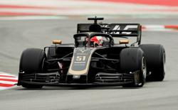 Fittipaldi to replace Grosjean at Haas for Sakhir GP