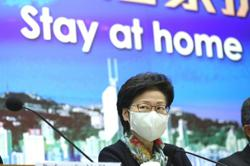 Covid-19: Hong Kong gets tough as fourth wave strikes