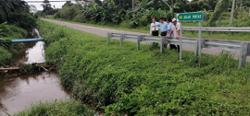 Limbawang river clean-up expected to reduce flood risk in the area, says Klias rep