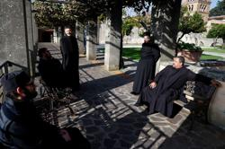 In ancient Italian monastery, monks defend a dying tradition