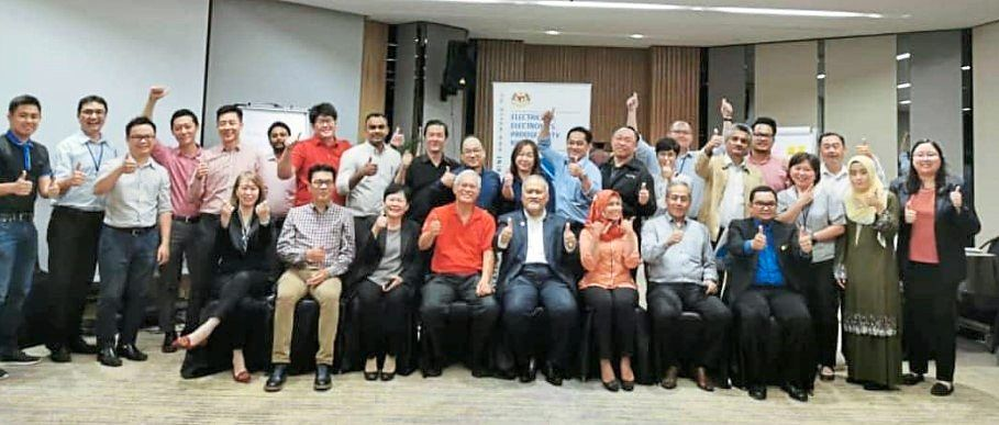 The SME Leadership programme that was held last year receives a thumbs up from the participants.