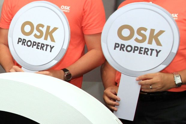 The property development division will remain the key contributor to the group. As at Sept 30, OSK Holdings has effective unbilled sales of RM1.17bil with nominal unsold completed stocks and land bank totalling 566.15 hectares with an estimated gross development value of RM13.41bil.