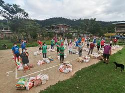 Help for hard-hit communities