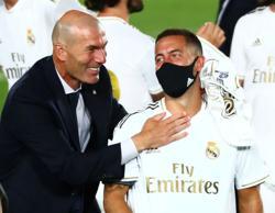 Zidane defends Hazard after latest injury setback