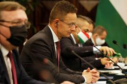Hungary summons Ukrainian ambassador over raids on ethnic Hungarian organisation