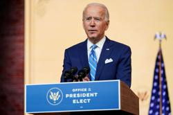 Biden, U.N. chief discuss 'strengthened partnership' on COVID-19, climate