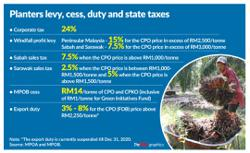 Additional CPO cess being studied