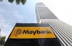 Maybank core net profit within expectations