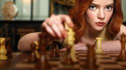 Chess prodigy to fashion icon? 'The Queen's Gambit' is changing style choices